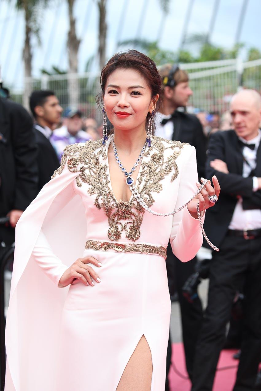 Dàn sao diện trang sức Chopard trên thảm đỏ LHP Cannes lần thứ 72 8