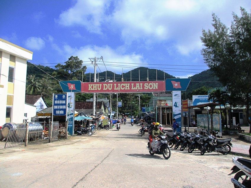 Khu du lịch Lại Sơn