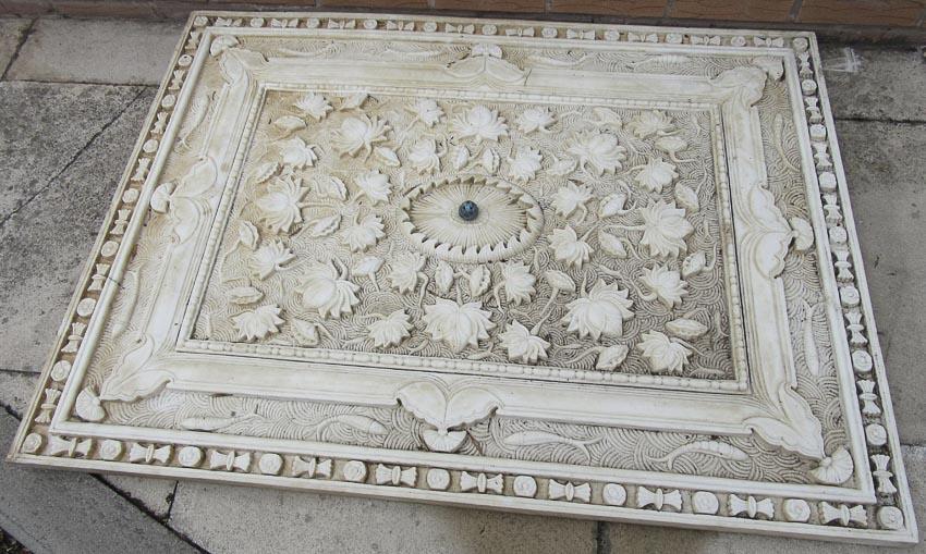 Điêu khắc đá cẩm thạch Agra 10