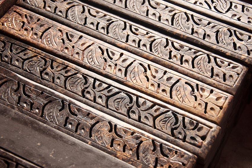 Điêu khắc đá cẩm thạch Agra 4