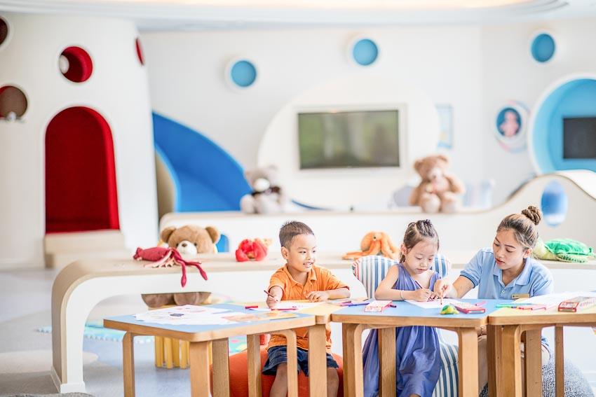 """InterContinental Phu Quoc Long Beach Resort giới thiệu gói ưu đãi """"Trại hè vui nhộn"""" dành cho trẻ em 5"""