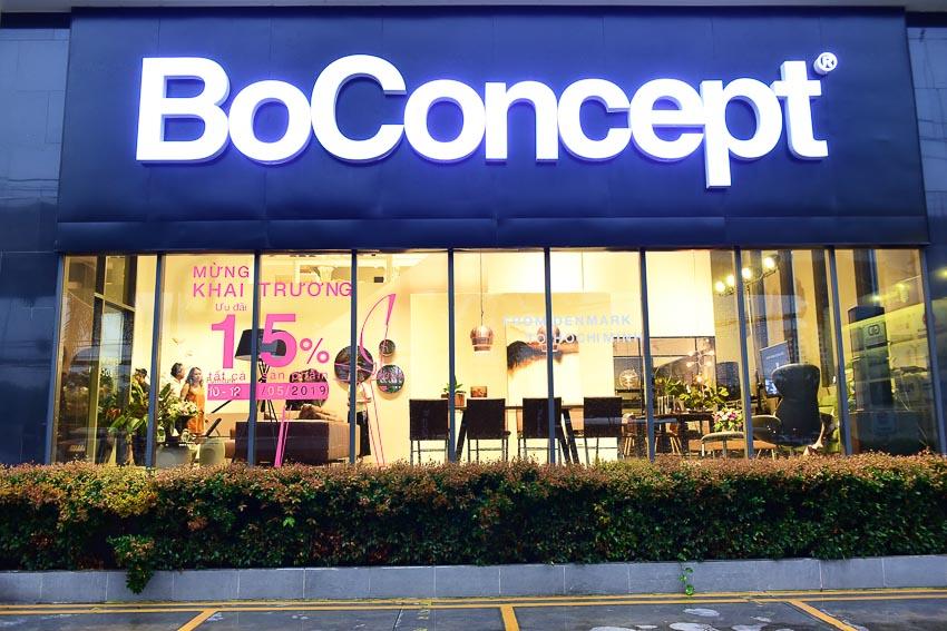 Khai trương showroom BoConcept thứ 6 tại Việt Nam 1