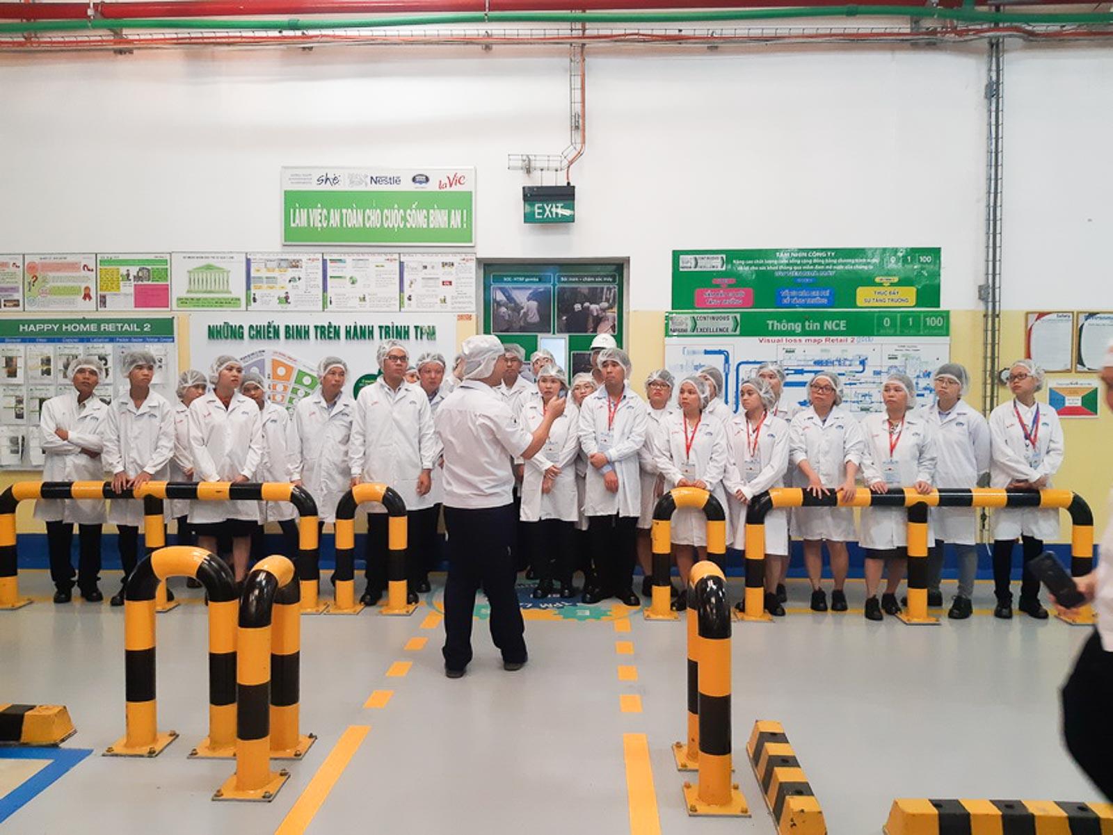 Nhà máy La Vie tại Long An được cấp chứng nhận 'Chung tay quản lý nguồn nước' 2