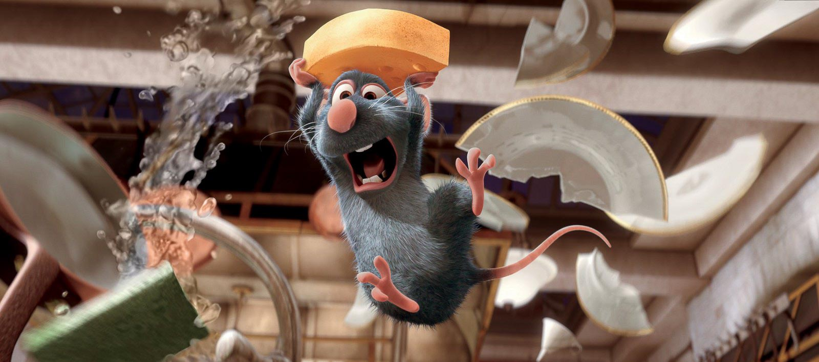 Lão chuột đa tình 2