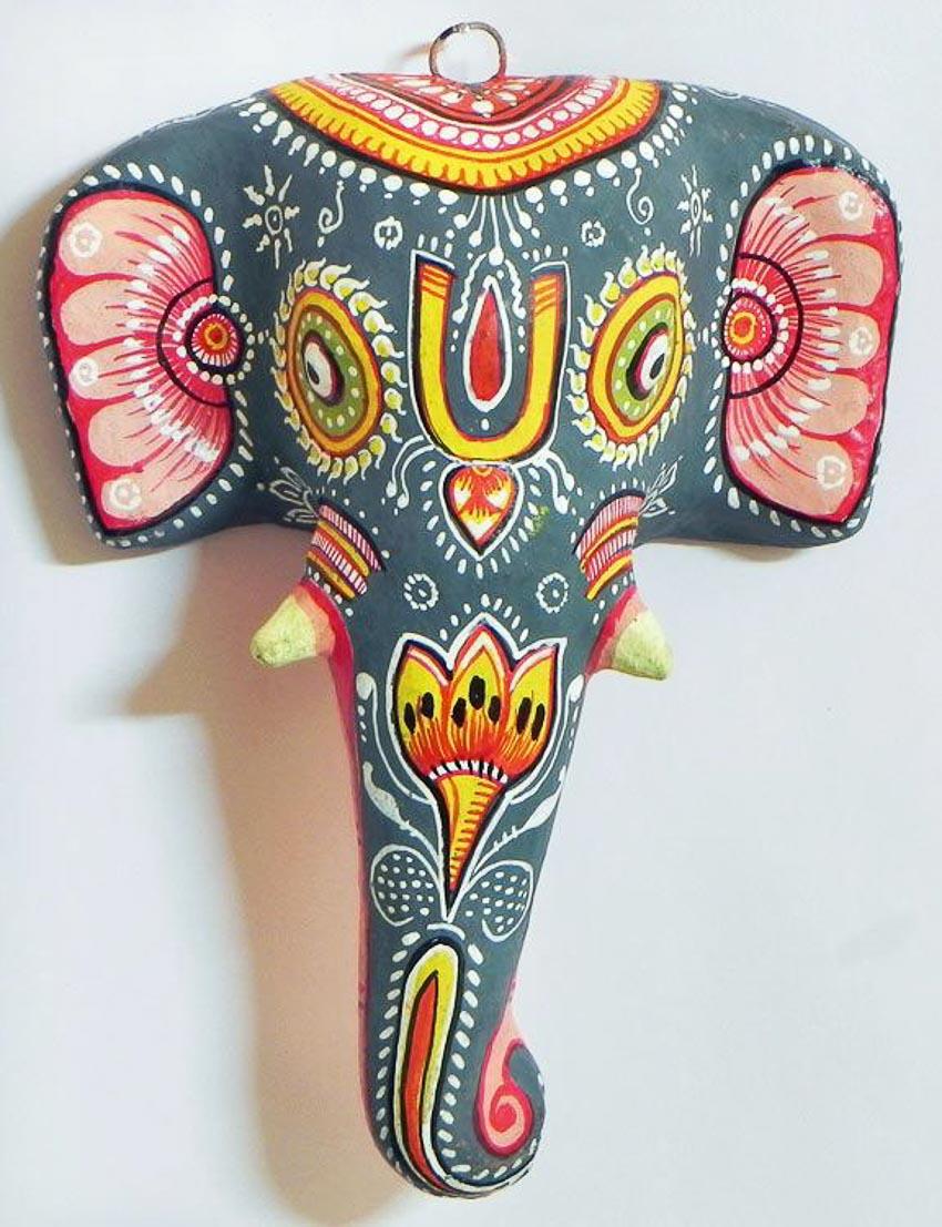 Mặt nạ thần Ganesha