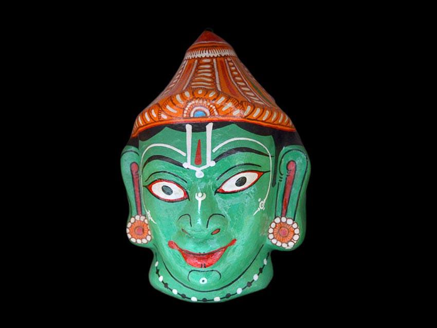 Mặt nạ thần Hindu