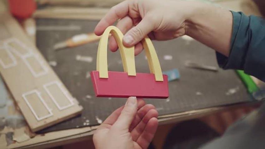 McDonald's mở nhà hàng thu nhỏ dành cho những chú ong 4