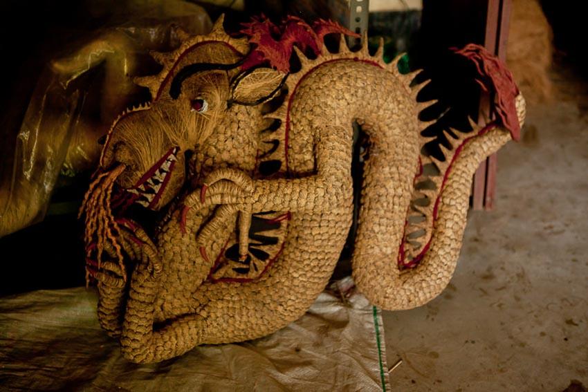 Nghệ phẩm xơ dừa Orissa 3