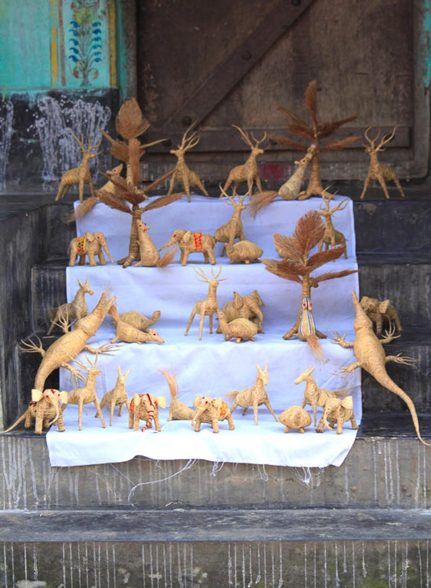 Nghệ phẩm xơ dừa Orissa 5