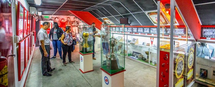 Những bảo tàng bóng đá 8