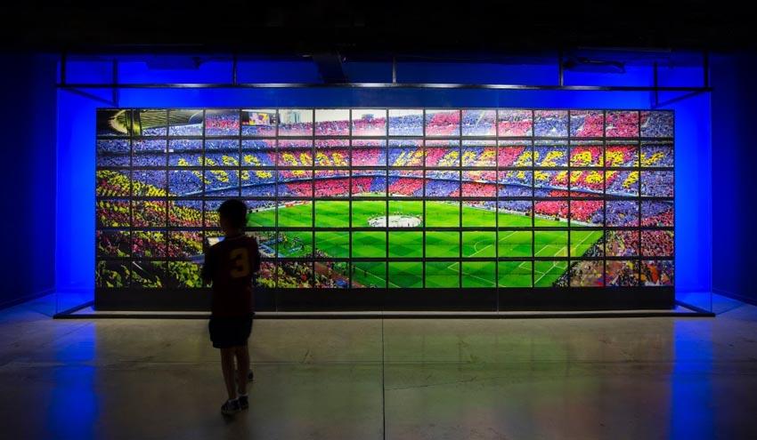 Những bảo tàng bóng đá 9