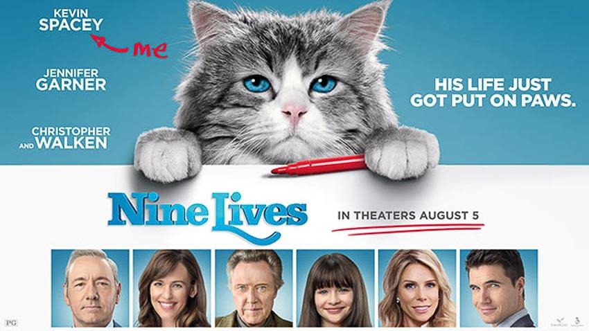 Phim Nine Lives (2016)