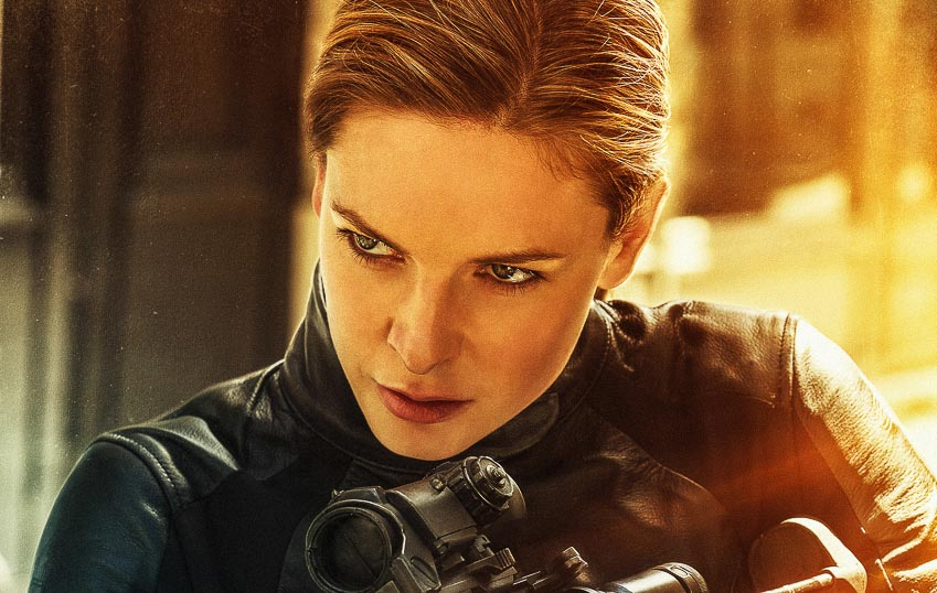 Rebecca Ferguson trong Mission Impossible: Fall Out (2018)