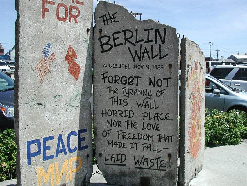 Những điều chưa biết về bức tường Berlin 3