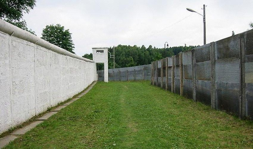 Những điều chưa biết về bức tường Berlin 8