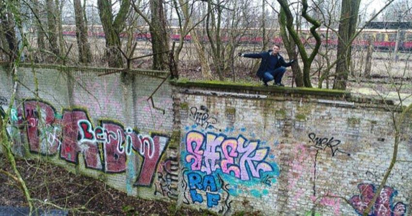 Những điều chưa biết về bức tường Berlin 4