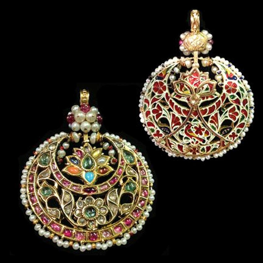Nữ trang Kundan-Meena truyền thống của Ấn Độ 9