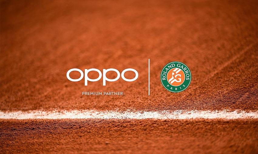 OPPO trở thành đối tác chính thức của ba giải quần vợt danh tiếng 2