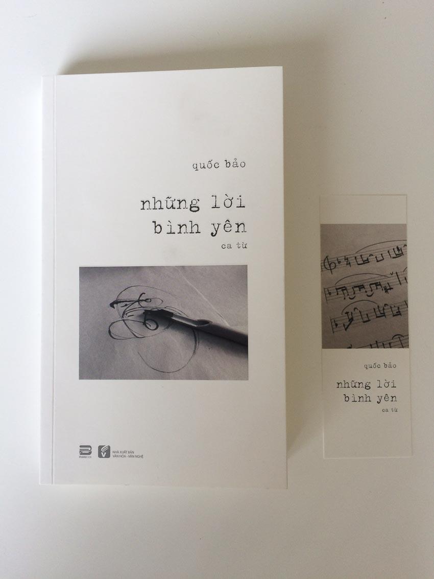 Phanbook giới thiệu Những lời bình yên 3