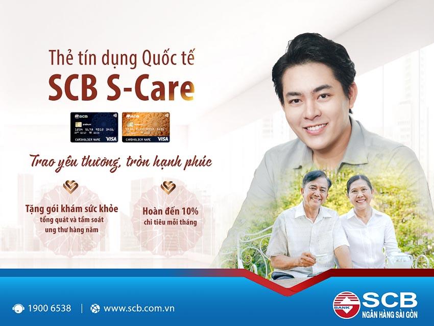 SCB ra mắt Thẻ tín dụng Quốc tế đầu tiên 1