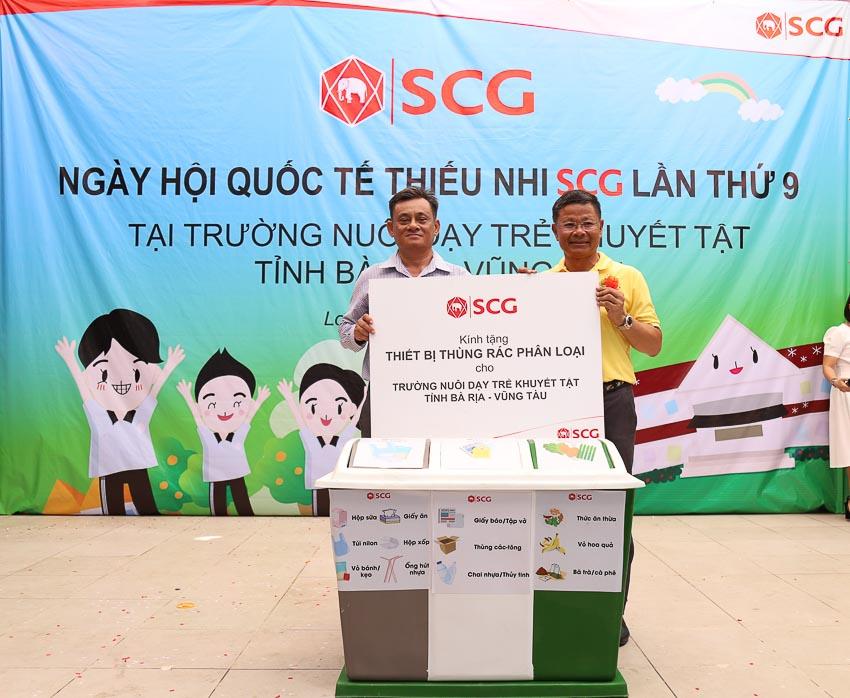SCG hỗ trợ trẻ em khuyết tật tỉnh Bà Rịa Vũng Tàu 2