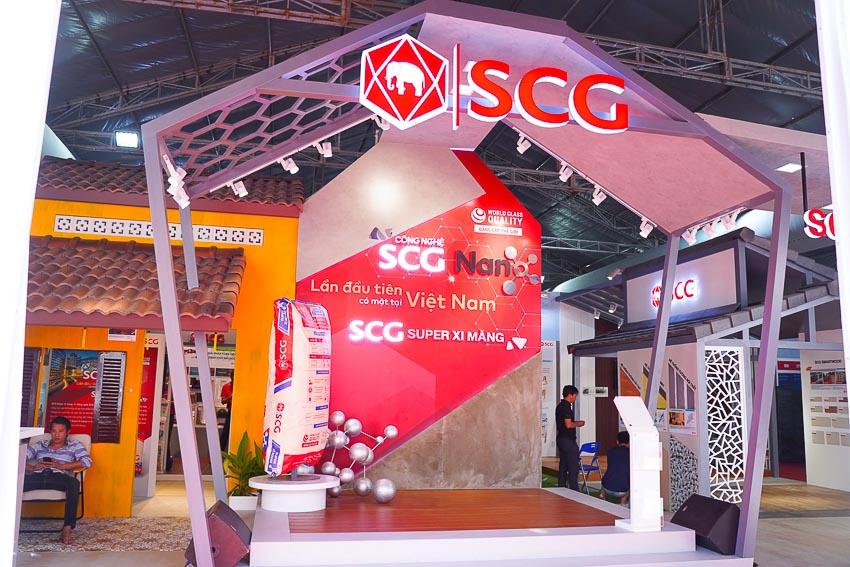SCG trình làng sản phẩm SCG Super Xi măng với công nghệ SCG Nano tại Triển lãm Vietbuild Đà Nẵng 2019 4
