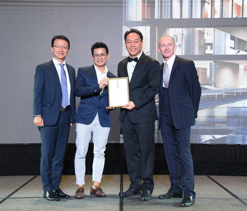SonKim Land đạt Giải thưởng Bất động sản châu Á - Thái Bình Dương 2019 1