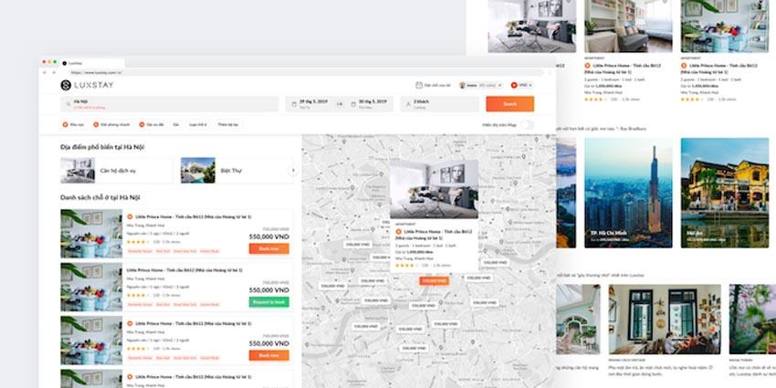 Startup Luxstay công bố hoàn tất vòng gọi vốn 4,5 triệu USD 2