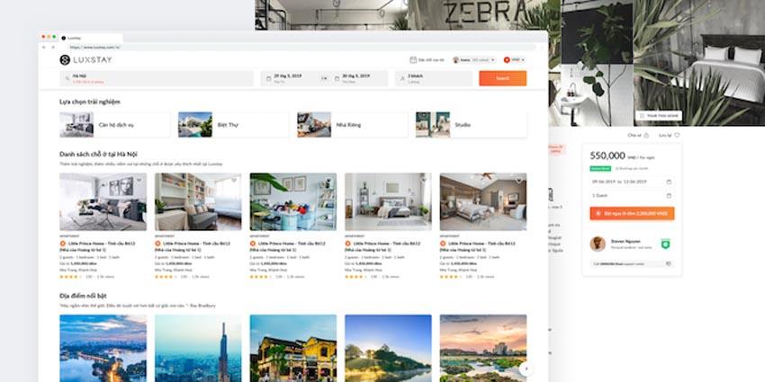 Startup Luxstay công bố hoàn tất vòng gọi vốn 4,5 triệu USD 3