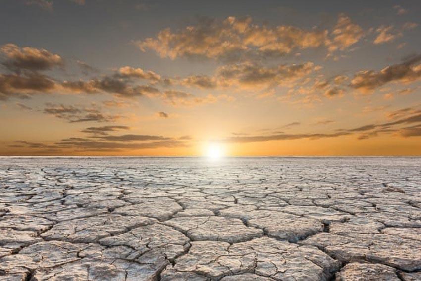 Mặt trời tăng thêm 10% ánh sáng sẽ bốc hơi hết nguồn nước của trái đất