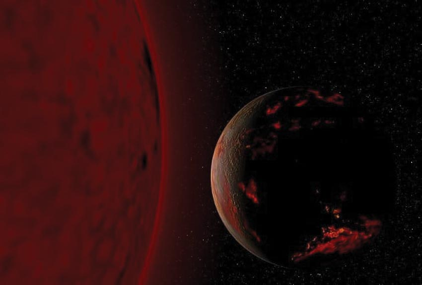 Theo các nhà khoa học, sớm muộn gì mặt trời sẽ lụi tàn