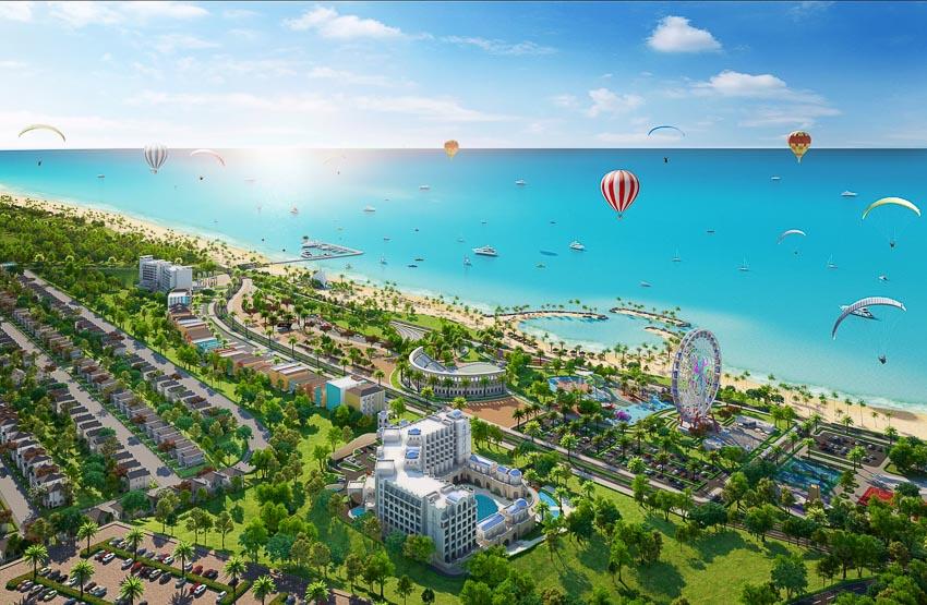Đại đô thị du lịch nghỉ dưỡng giải trí NovaWorld Phan Thiet