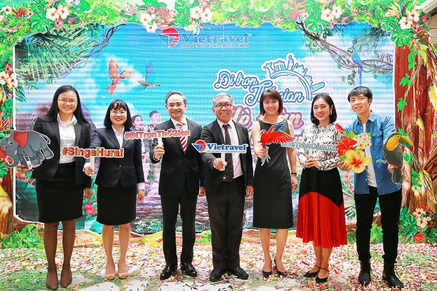 Tổng cục Du lịch Singapore và Vietravel hợp tác thu hút du khách Việt đến Singapore 3