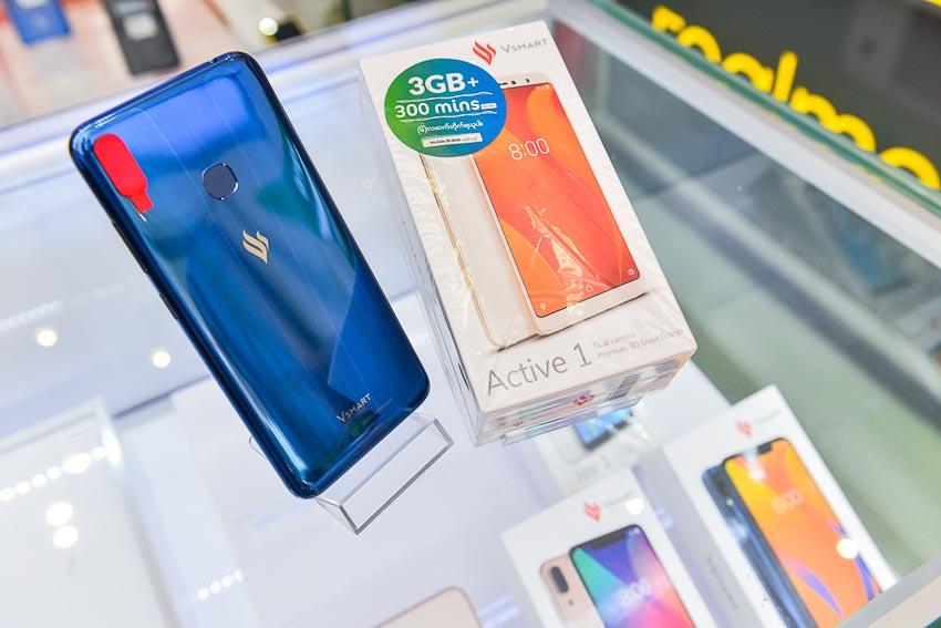 Vsmart chính thức có mặt tại thị trường Myanmar 1