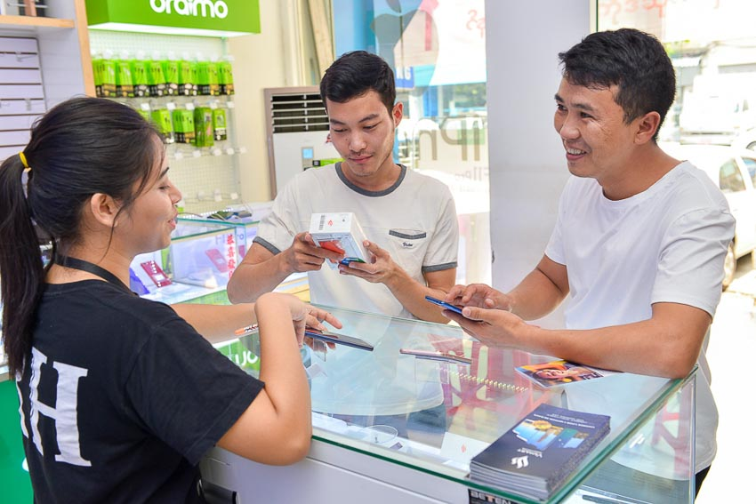 Vsmart chính thức có mặt tại thị trường Myanmar 2