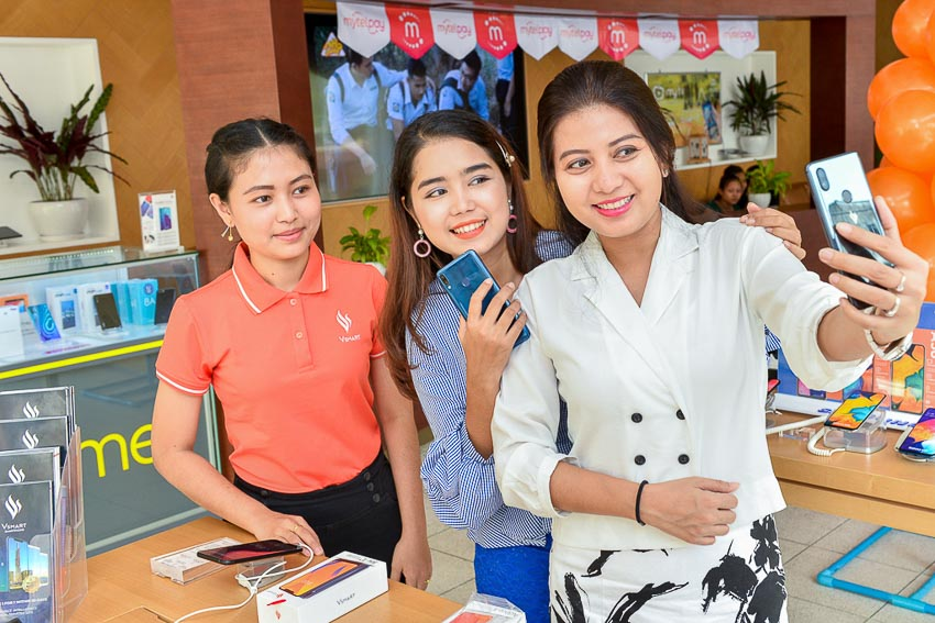 Vsmart chính thức có mặt tại thị trường Myanmar 4