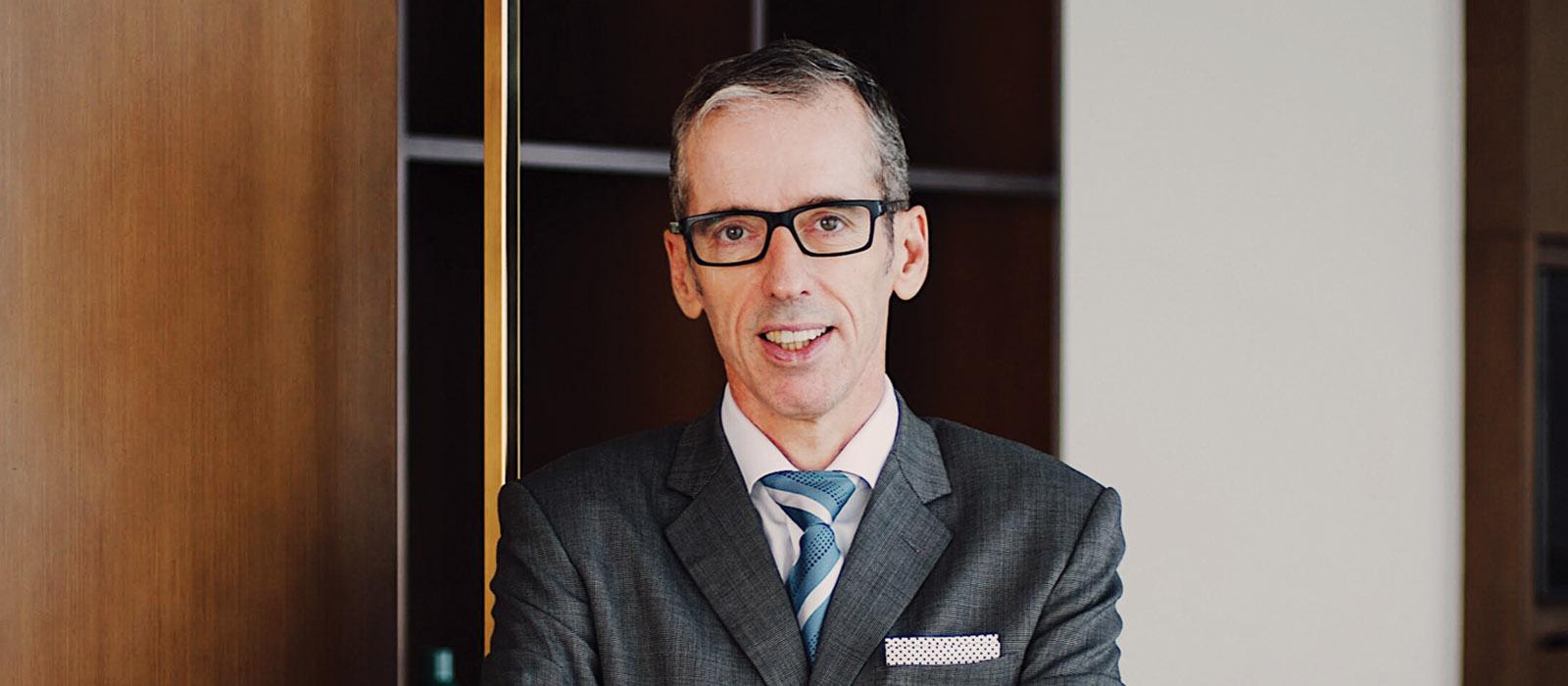 Ông Jean Keijdener, Tổng quản lý khu căn hộ dịch vụ Oakwood Residence Saigon 2