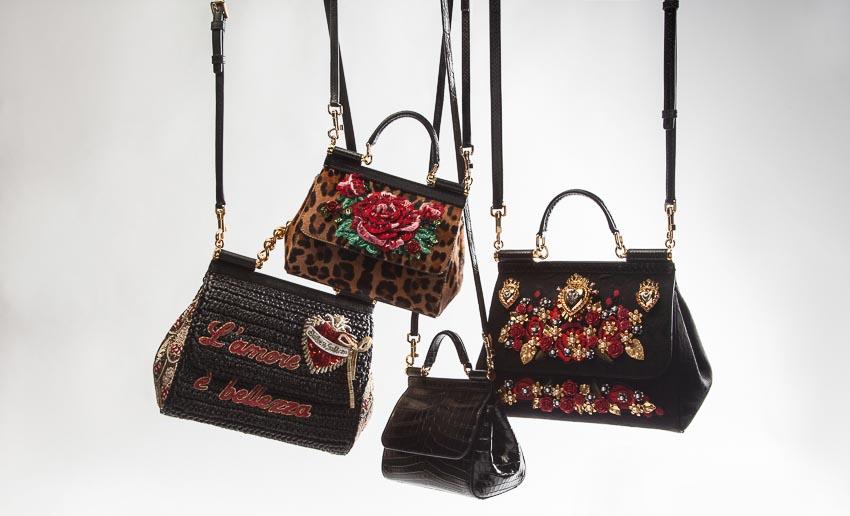 Sicily Bag của Dolce & Gabbana 7