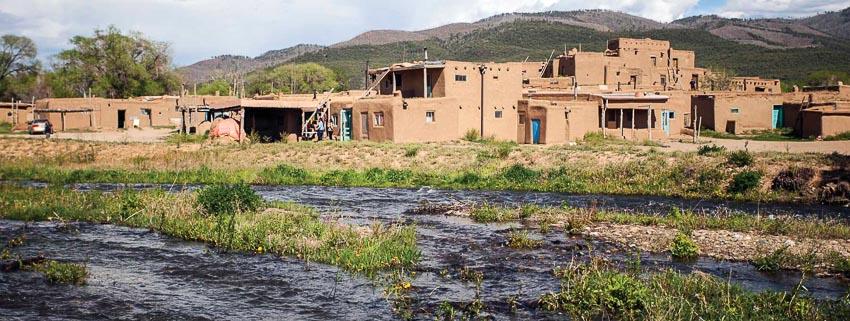 thành phố Taos bang New Mexico 4