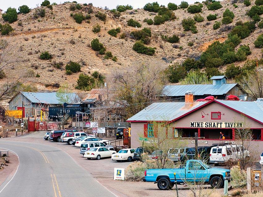 thành phố Taos bang New Mexico 6