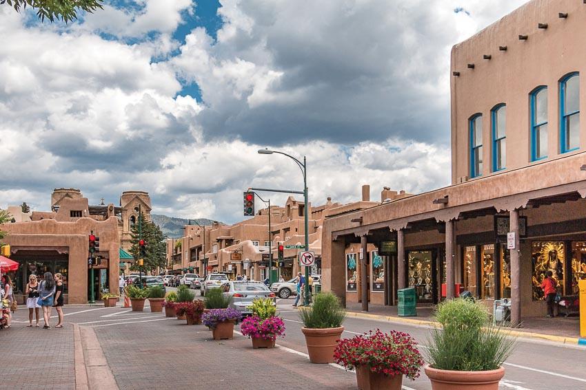 thành phố Taos bang New Mexico 7