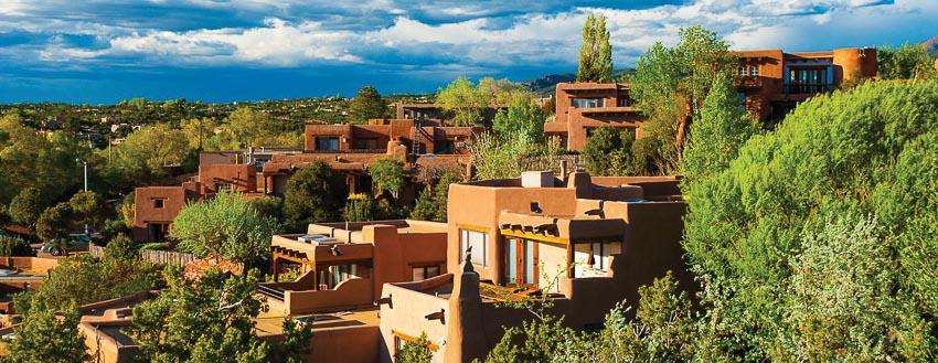 thành phố Taos bang New Mexico 8