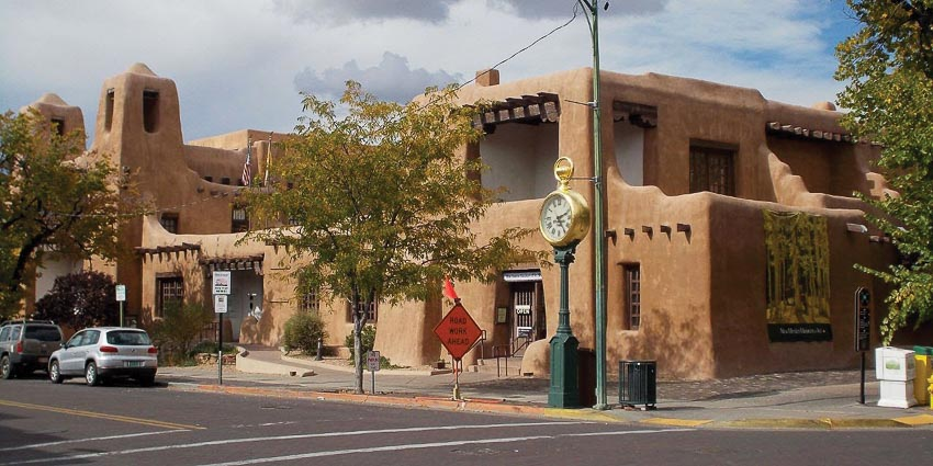 thành phố Taos bang New Mexico 9