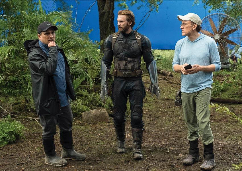 """Anthony Russo và Joseph V. Russo - Cặp đôi """"quyền năng"""" của Vũ trụ điện ảnh Marvel 1"""