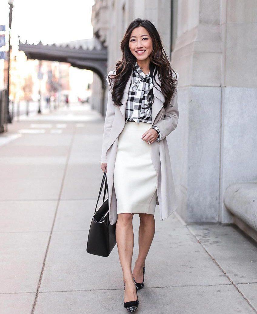 5 bí quyết diện thời trang công sở chuẩn đẹp 2