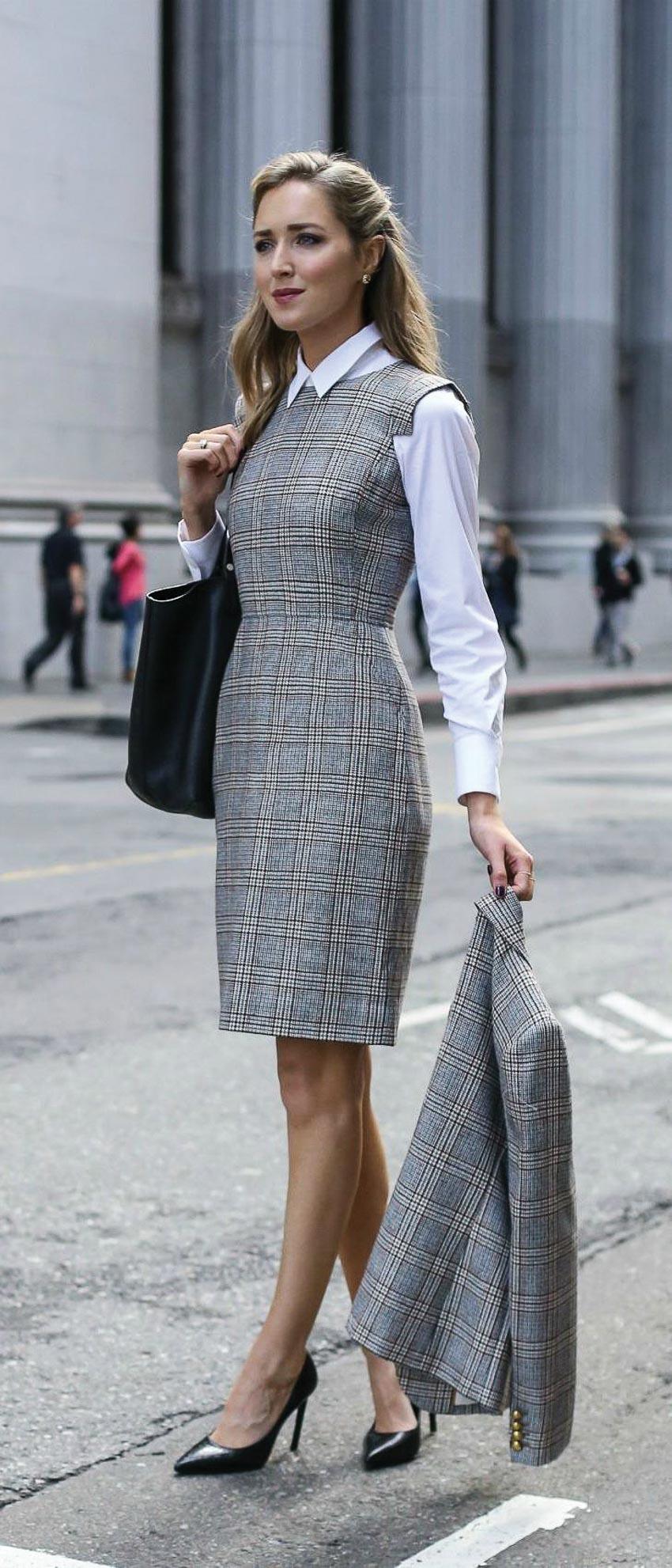 5 bí quyết diện thời trang công sở chuẩn đẹp 15