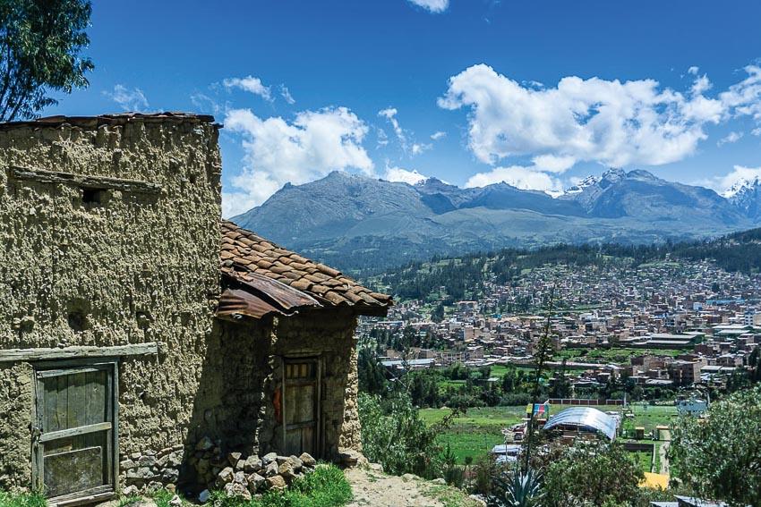 Huaraz - Thụy Sĩ của Peru