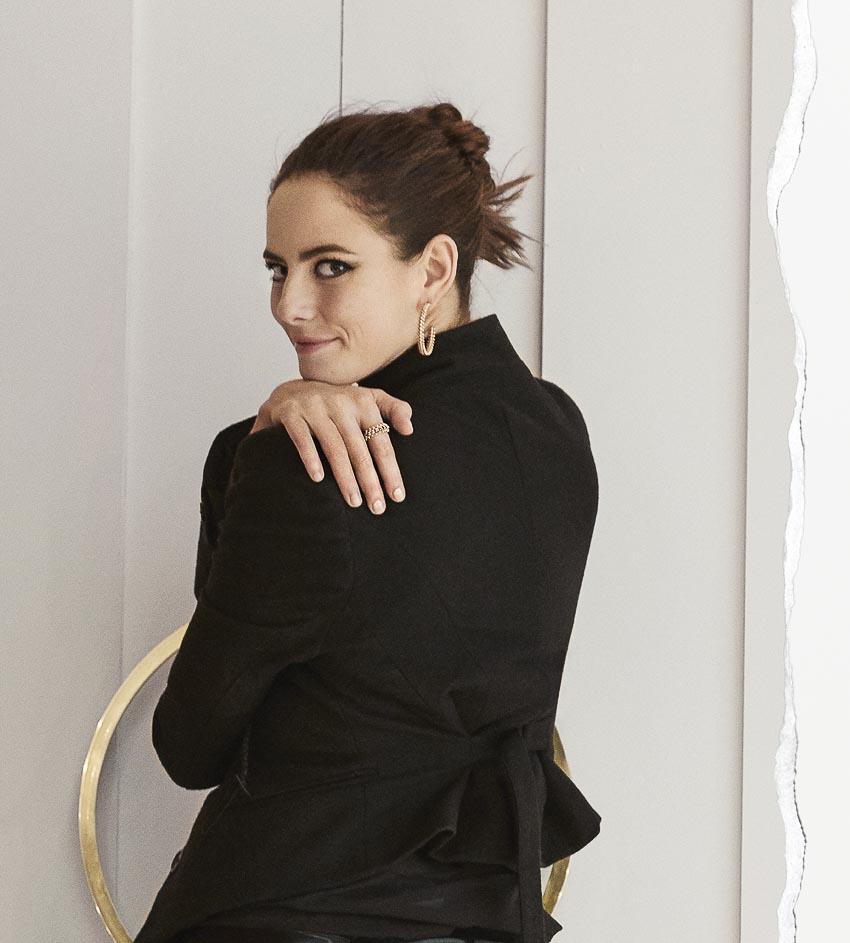 Kaya Scodelario trở thành gương mặt đại diện cho BST Clash de Cartier 4