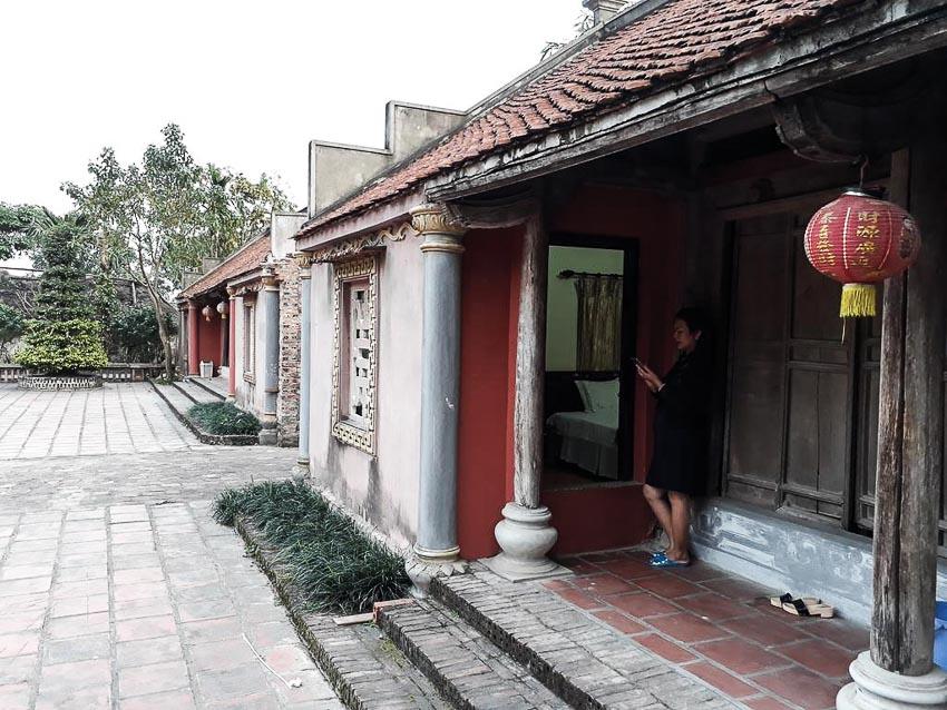 Thăm làng Việt cổ khi đến Tràng An 1