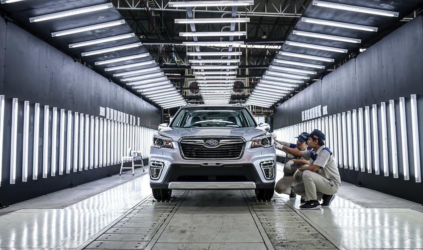 Việt Nam là thị trường quan trọng trong chiến lược phát triển của thương hiệu Subaru tại Đông Nam Á 1